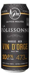 La Voie Malt�e Polissonne - Barley Wine