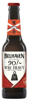 Belhaven Wee Heavy / 90 Shilling (Bottle)