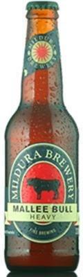 Mildura Brewery Mallee Bull Heavy