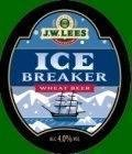 J.W. Lees Ice Breaker - Golden Ale/Blond Ale