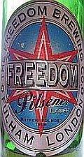 Freedom Pilsener Lager