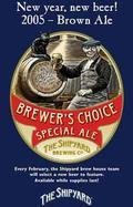 Shipyard Brewers Choice Special Ale Brown Ale (05-06, 09-)