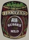 Harveys Sussex XX Mild [aka Sussex Dark Mild]  (Cask) - Mild Ale