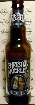 Christian Moerlein Select Light - Pale Lager