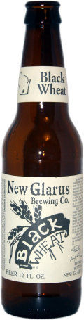 New Glarus Black Wheat - Dunkelweizen