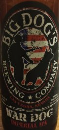 Big Dog�s War Dog Imperial IPA