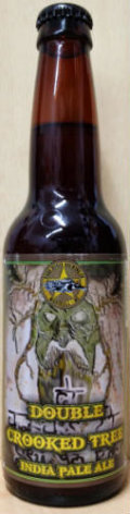 Dark Horse Double Crooked Tree IPA - Imperial/Double IPA