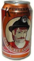 Keweenaw Red Jacket Amber Ale