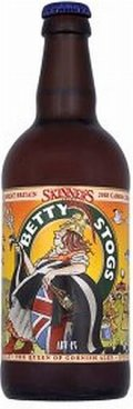 Skinners Betty Stogs (Bottle) - Bitter