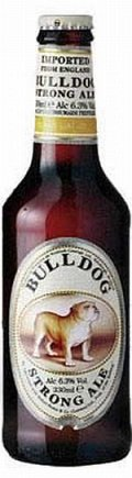 Bulldog Strong Ale - English Strong Ale