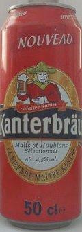 Kronenbourg Kanterbr�u