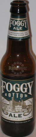 Foggy Bottom Ale - American Pale Ale