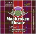 Bi�ropholie MacKroken Flower - Scotch Ale