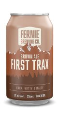 Fernie First Trax Brown Ale