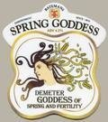 Batemans Spring Goddess