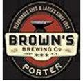 Brown�s Porter