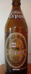 Brauerei Hofmann Export