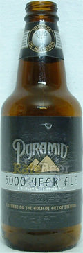 Pyramid 5,000 Year Ale - Barley Wine