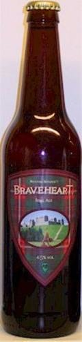 Midtfyns Braveheart Real Ale - Brown Ale