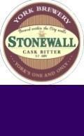 York Stonewall Bitter (Cask)