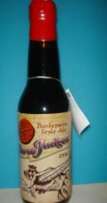 New England Three Judges Barleywine