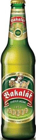 Bakal�ř Světl� Le��k 12� (Premium) - Czech Pilsner (Světl�)