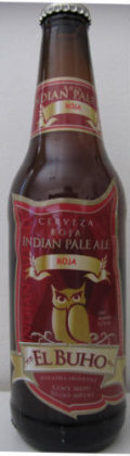 El Buho Roja Indian Pale Ale