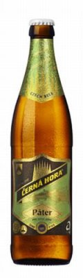 Čern� Hora Pater 11� - Czech Pilsner (Světl�)