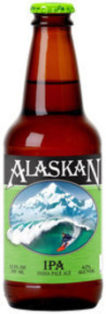 Alaskan Icy Bay IPA - India Pale Ale (IPA)