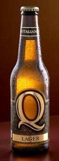 Q-Beer Lager - Premium Lager