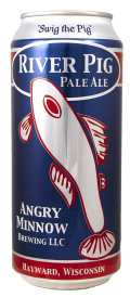Angry Minnow River Pig Pale Ale