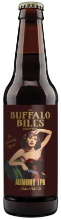 Buffalo Bills Alimony Ale