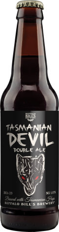 Buffalo Bills Tasmanian Devil - English Strong Ale