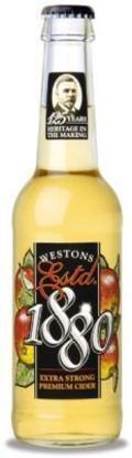 Westons 1880 Cider