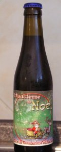 L�Alsacienne de No�l - Belgian Strong Ale