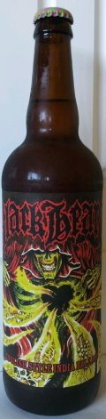 Three Floyds BlackHeart English IPA
