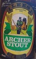 J.W. Lees Archer Stout