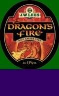 J.W. Lees Dragons Fire (Cask) - Bitter