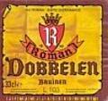 Roman Dobbelen Bruinen