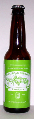 Back Road Hop Monster IIPA (Specialty Ale)