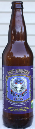 Iron Springs JC Flyer IPA