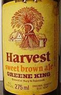 Greene King Harvest  - Mild Ale