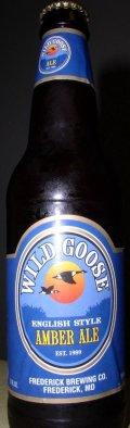 Wild Goose Amber