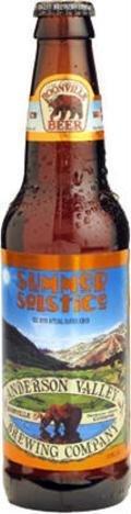 Anderson Valley Summer Solstice Cerveza Crema