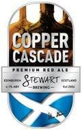 Stewart Copper Cascade