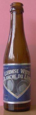 Leeuwse Witte Blanche du Lion  - Belgian White (Witbier)
