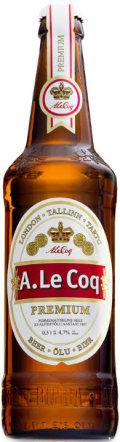 A. Le Coq Premium - Premium Lager