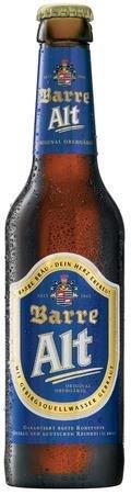 Barre Alt - Altbier