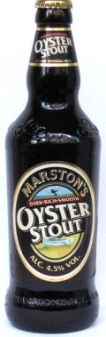 Marstons Oyster Stout (Bottle/Keg) - Stout