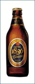 Hartwall 1836 Classic All Malt Lager (formely Hartwall Classic) - Premium Lager